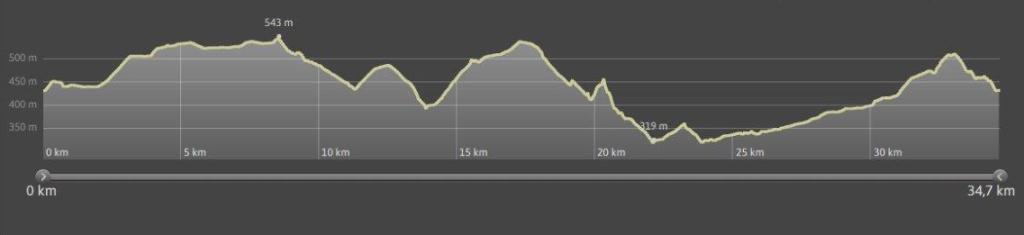 Gregor 35km