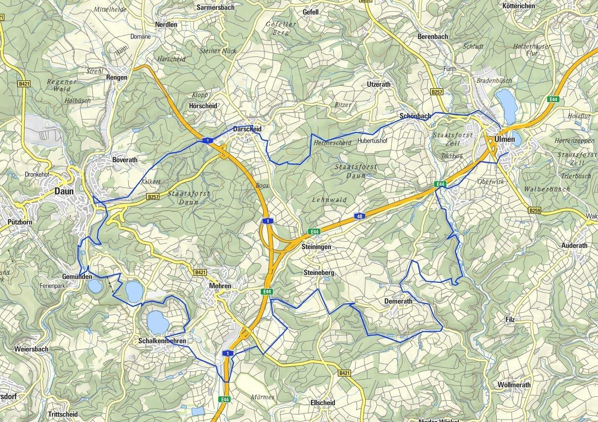 Gregor 43 km_ULMEN
