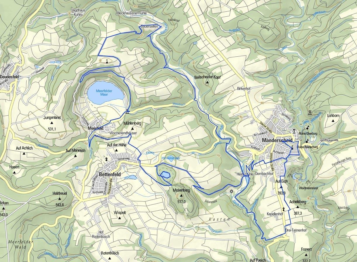 Horst 28 km_MANDERSCHEID