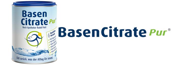 Laden Sie mit BasenCitrate Pur Ihren Akku auf!