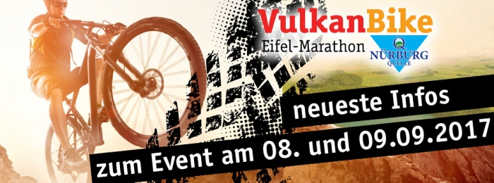Der VulkanBike 2017 am 08. & 09. September